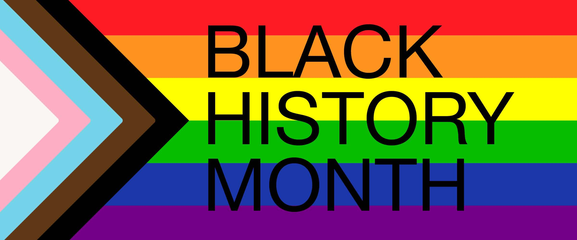 black history month header 2021