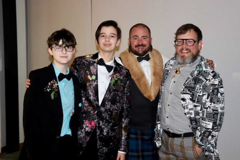 yf and fran 2019 prom 1