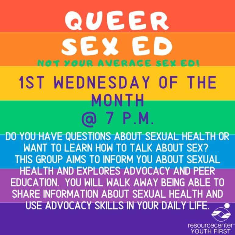 queer sex ed